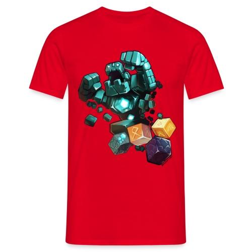 Golem on a Tshirt - Men's T-Shirt