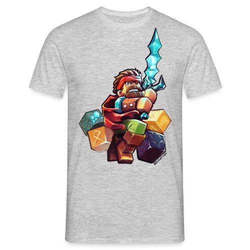 Hero on a Tshirt - Men's T-Shirt
