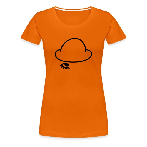 Damen Premium T-Shirt Clockwork Orange - Frauen Premium T-Shirt