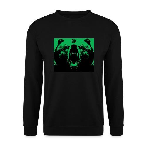 bear green - Männer Pullover