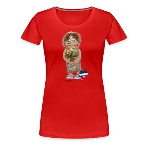 Frauenshirt - Traudl - Frauen Premium T-Shirt