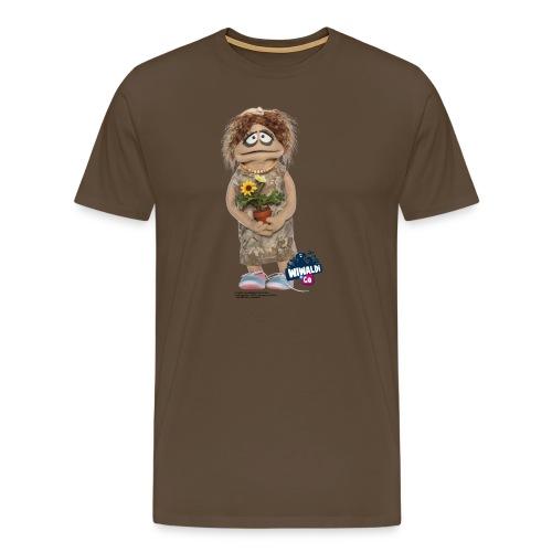 T-Shirt - Traudl - Männer Premium T-Shirt