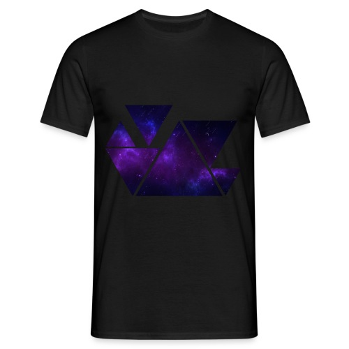 Nebula  - Men's T-Shirt