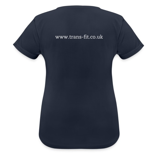 Trans-Fit Ladies Tee - Women's Breathable T-Shirt