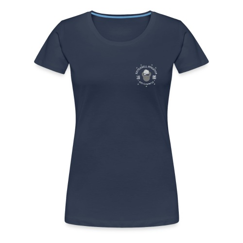 Frauen T-Shirt Kettlebell Athletics  - Frauen Premium T-Shirt
