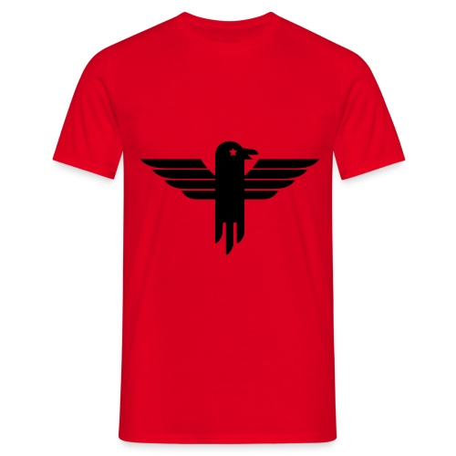 T-Paita eagle - Miesten t-paita