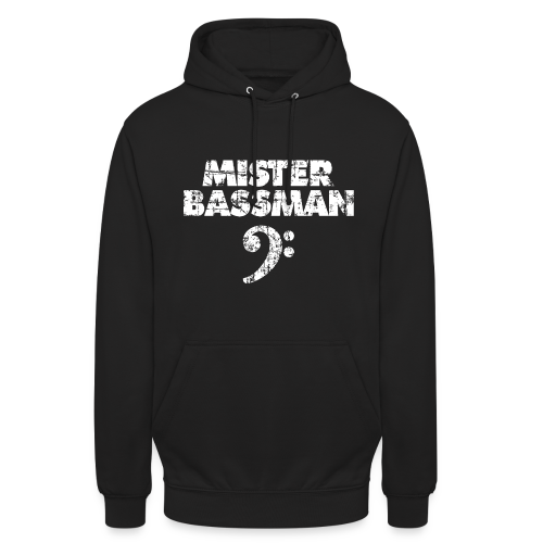 MISTER BASSMAN Vintage White