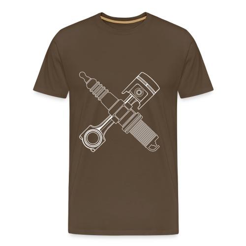 Kolbenquäler - Männer Premium T-Shirt