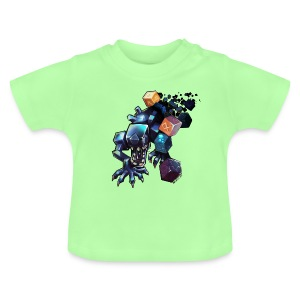 Alien on a Tshirt - Baby T-Shirt