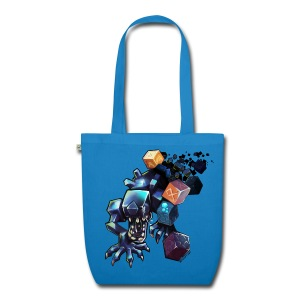 Alien on a Bag - EarthPositive Tote Bag