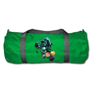 Golem on a Bag - Duffel Bag