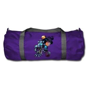 Alien on a Bag - Duffel Bag
