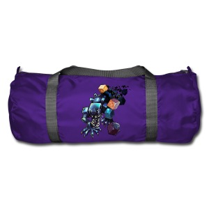 Alien on a Bag - Duffel Bag