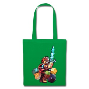 Hero on a Bag - Tote Bag