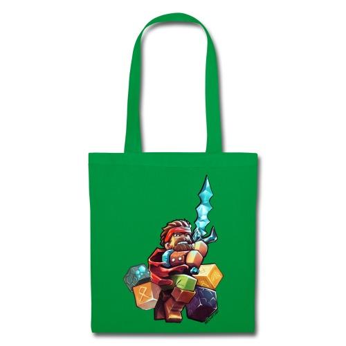 Hero on a Bag - Tote Bag