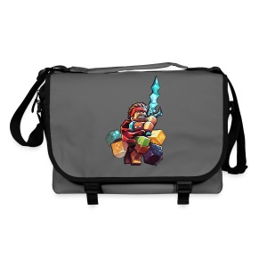 Hero on a Bag - Shoulder Bag