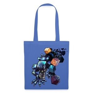 Alien on a Bag - Tote Bag