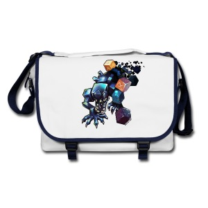 Alien on a Bag - Shoulder Bag
