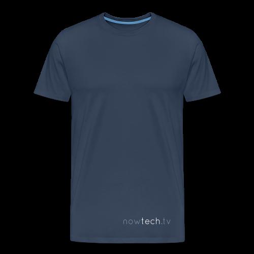 T-shirt nowtechTV Homme - T-shirt Premium Homme