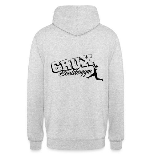 Crux Bouldergym Hoodie - Hoodie unisex