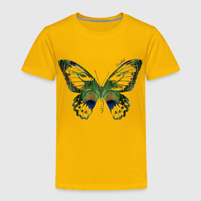 Animal Planet Kids T-Shirt Butterfly - Kids' Premium T-Shirt