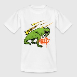 Animal Planet teenage T-shirt Tyrannosaurus rex - Teenager-T-shirt