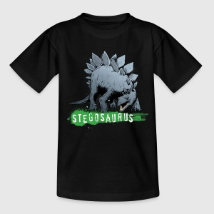 Animal Planet Teenager T-Shirt Stegosaurus - Teenager T-Shirt