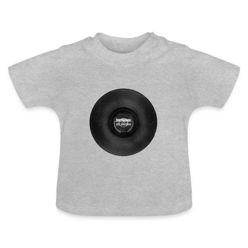Mit Techno alt werden Vinyl - Baby T-Shirt