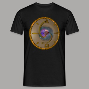 Timeless (Clock) - Mannen T-shirt