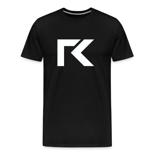 Rxmsey T-Shirt Mens (White Logo) - Men's Premium T-Shirt