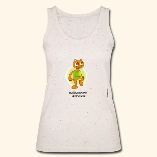 T-Shirt - Curieusement autonome - Débardeur bio Femme