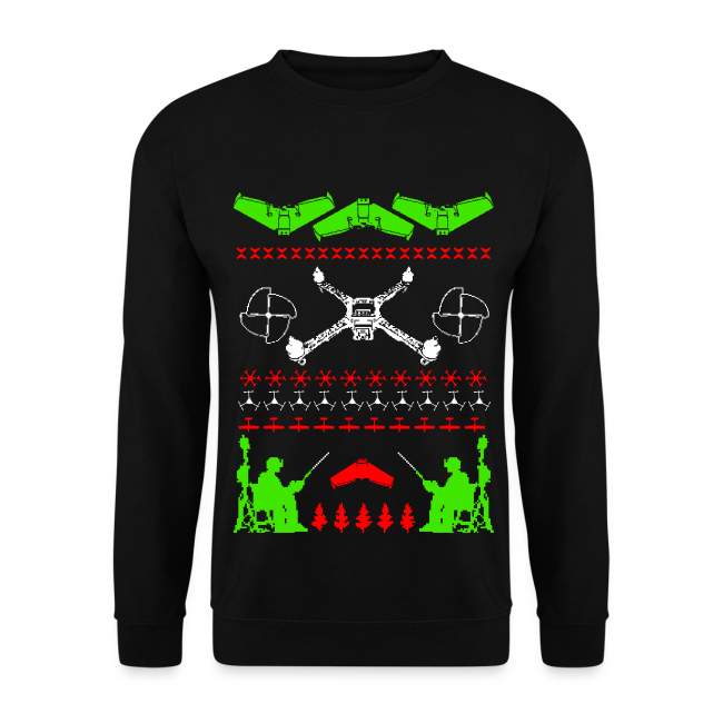 Hideous Holiday Sweater