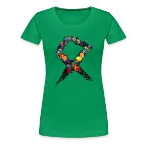 Rune on a Tshirt - Women's Premium T-Shirt