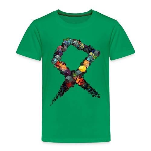 Rune on a Tshirt - Kids' Premium T-Shirt