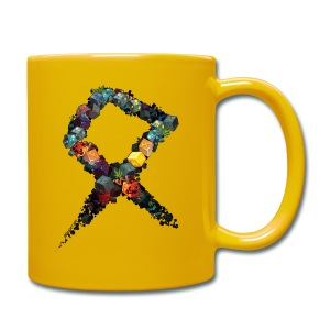 Rune on a Mug - Full Colour Mug