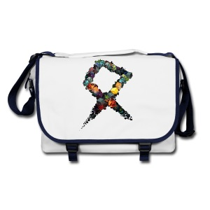 Rune on a Tshirt - Shoulder Bag