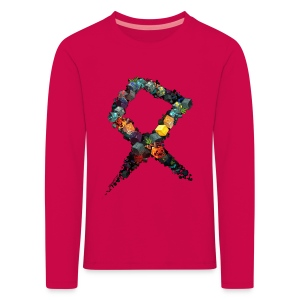 Rune on a Tshirt - Kids' Premium Longsleeve Shirt