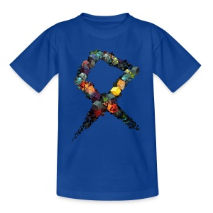 Rune on a Tshirt - Kids' T-Shirt