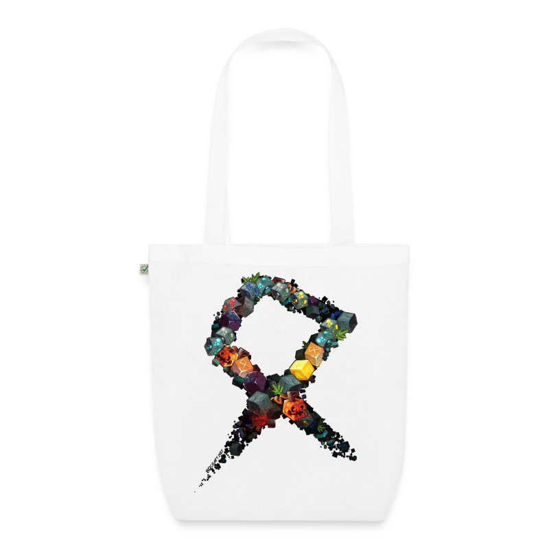 Rune on a Bag - EarthPositive Tote Bag