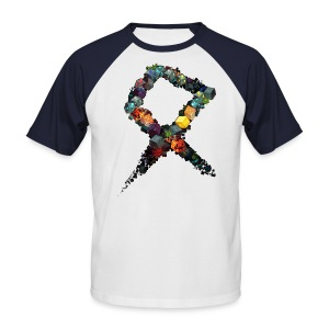 Rune on a Tshirt - Men's Baseball T-Shirt