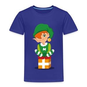 T-Shirt Enfant Petit Lutin - T-shirt Premium Enfant