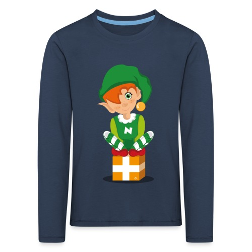 T-Shirt Enfant Petit Lutin - T-shirt manches longues Premium Enfant