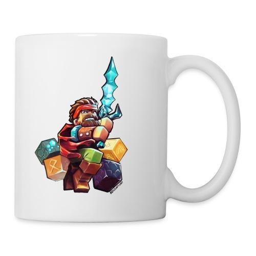 Hero on a Mug - Mug