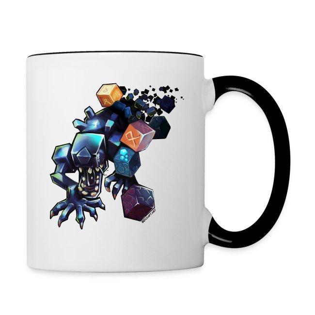 Alien on a Mug