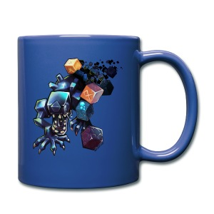 Alien on a Mug - Full Colour Mug