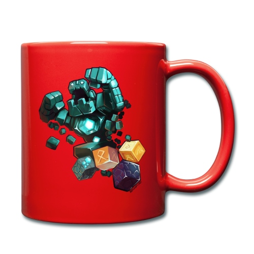 Golem on a Mug - Full Colour Mug