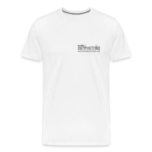 Men's Radio Sidewinder Premium Tshirt - Men's Premium T-Shirt