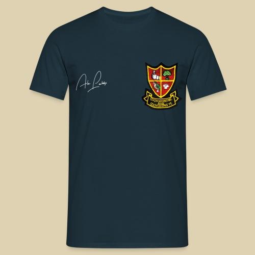 Alan Partridge Badge - Men's T-Shirt