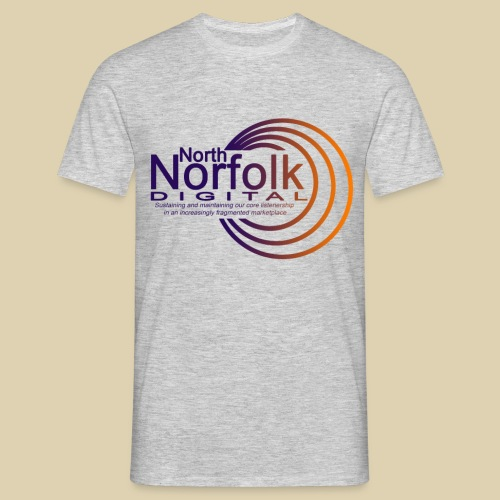 North Norfolk Digital - Men's T-Shirt