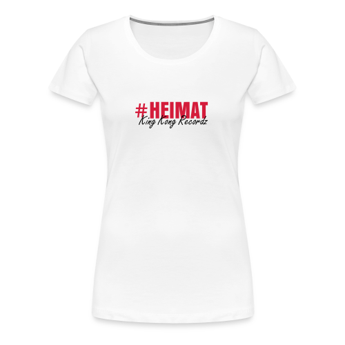 #HEIMAT OFFICIAL FAN T-SHIRT FRAUEN - Frauen Premium T-Shirt